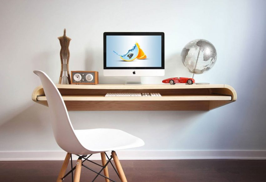 free-floating-desk-with-compuer-imac-mockup-1000x683-850x581