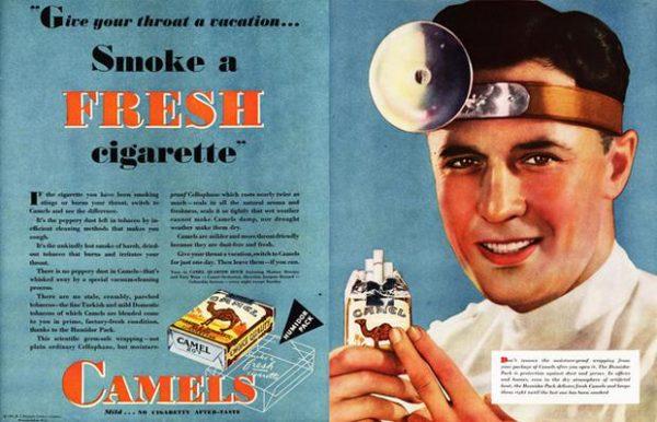 cigarette-adscamelsstanford