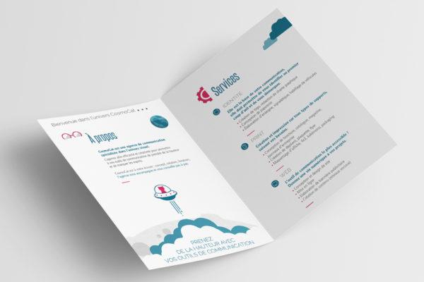 brochure-a5-int-cosmocat-agence-communication-graphiste-nancy-jpg