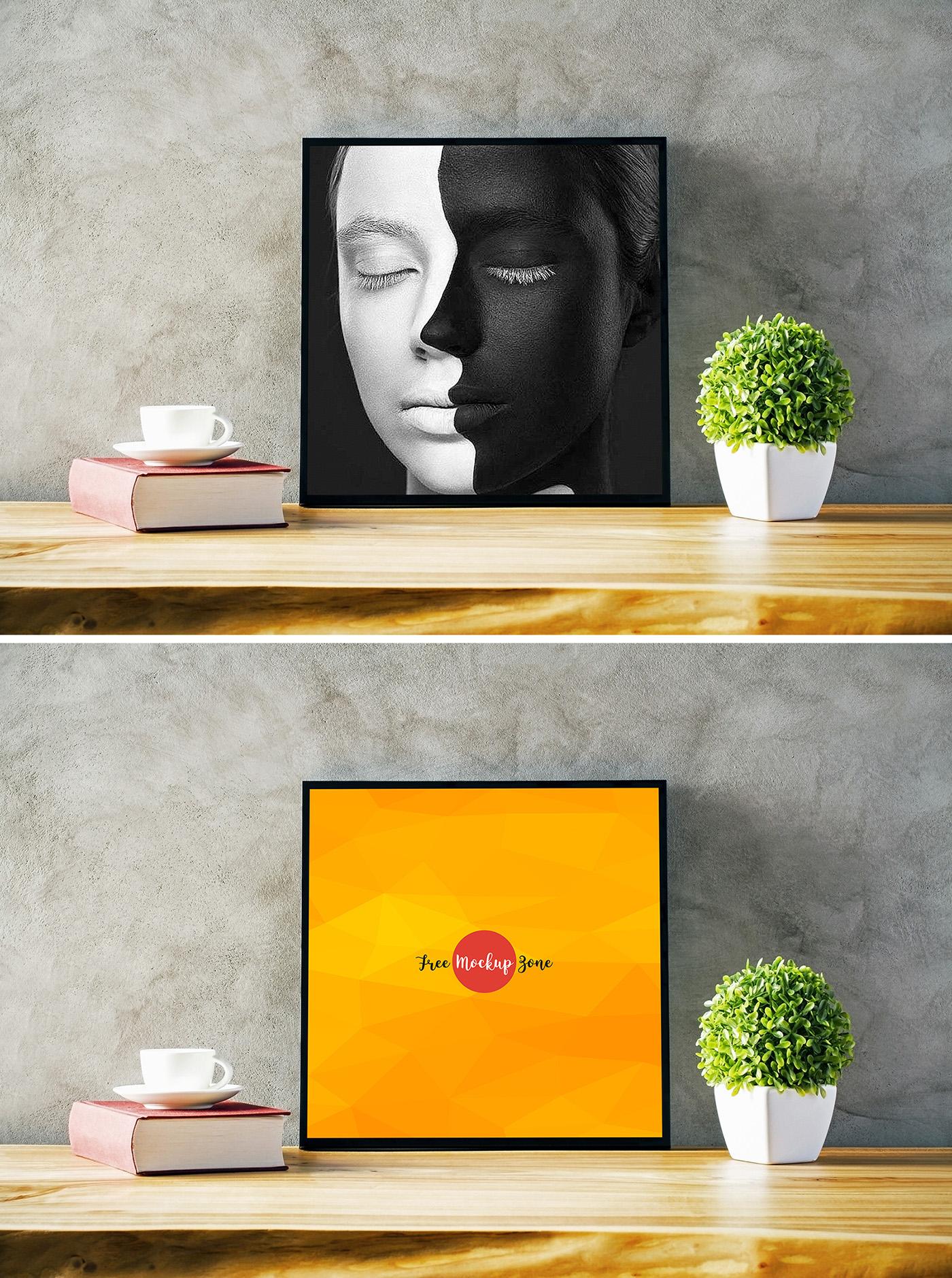 free-delicate-photo-frame-mockup