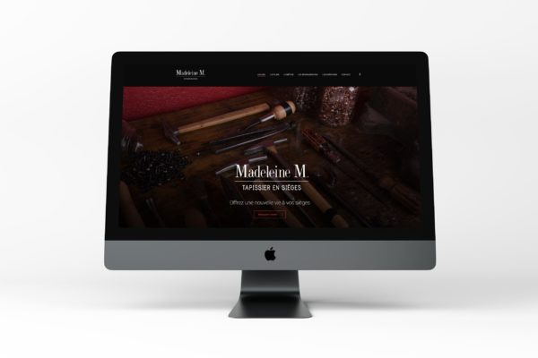 madeleine-m-site-wordpress-web-design