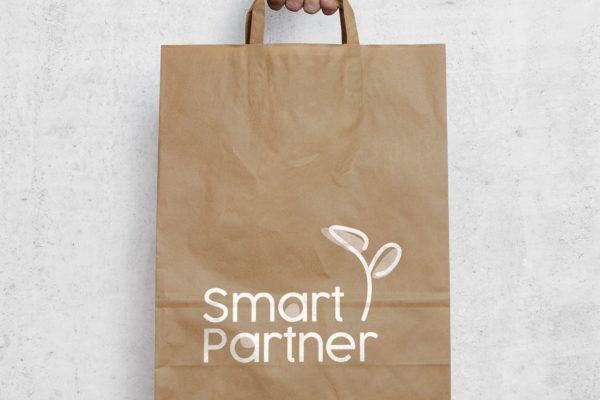 sac-papier-flocage-smart-partner-creation-logo-indentite